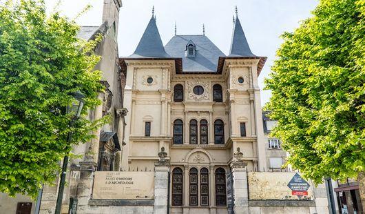 Hôtel Cabu - Musée d'Histoire et d'Archéologie d'Orléans