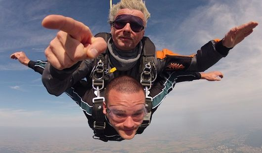 Fly Attitude Parachutisme