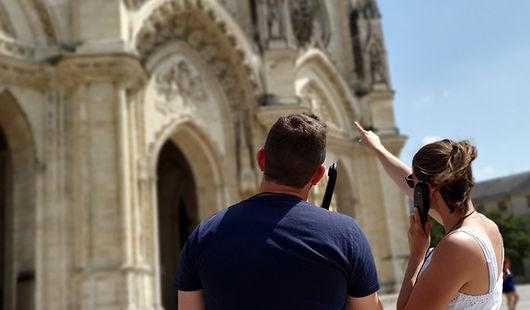 Visite audioguidée d'Orléans