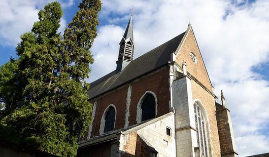 Eglise Saint-Pierre-du-Martroi