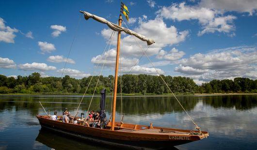Passeurs de Loire - L'Aigrette