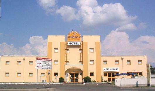 Hôtel Ballad'Saran