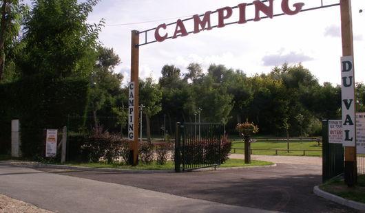 Camping du Val
