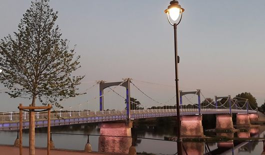 Pont et lumières