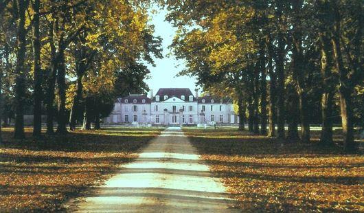 Château et Parc de Chevilly
