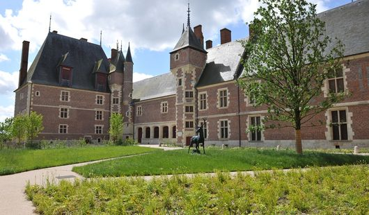 Château-musée de Gien. Chasse, Histoire et Nature en Val de Loire.
