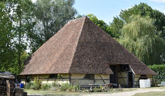 La miellerie de la grange pyramidale