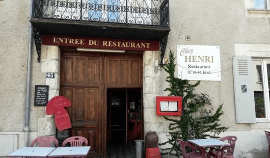Chez Henri II