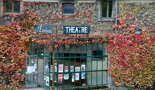 Théâtre de l'Escabeau Pépinière Théâtrale