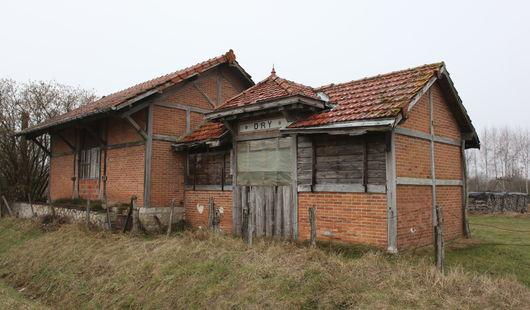 Ancienne gare de tramway
