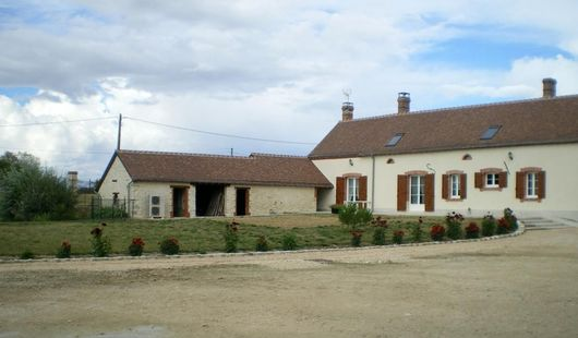 Gîte de Moulon