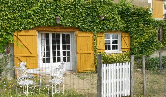 ROSE Val de Loire 5 personnes