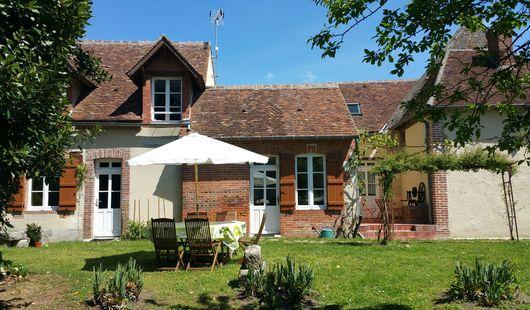 Maison indépendante avec jardin clos