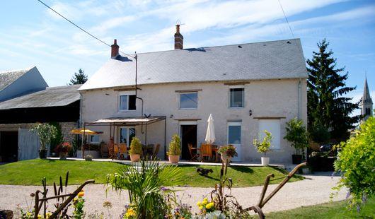 Vineyard house near the Loire