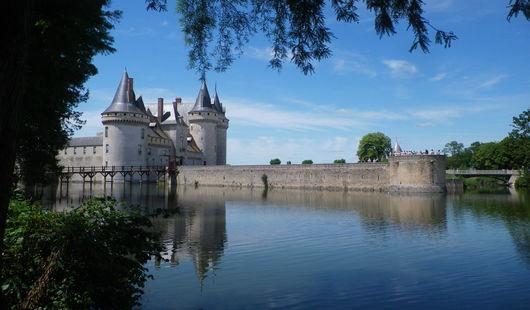 Parc Naturel Départemental - Sully-sur-Loire