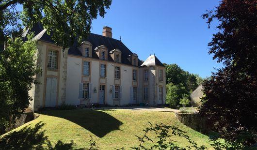 Château de La Luzerne