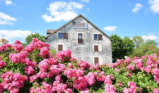 Comfort hôtel : Relais Saint Georges