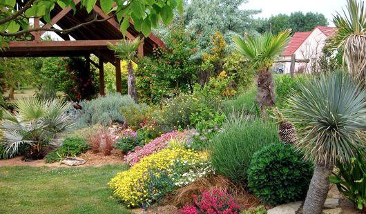 Le Jardin des 4 saisons