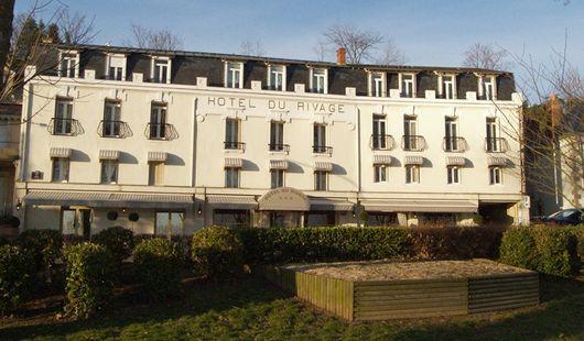 Hôtel Le Rivage 3*