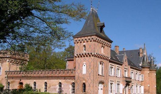 Hôtel Restaurant Château Les Muids
