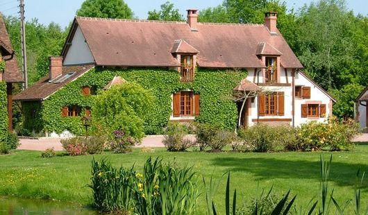 Les étangs de la Bussière : gite Le Petit Boucherot