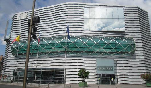 Médiathèque d'Orléans