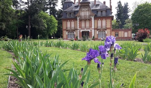 Parc du Château de Morchêne