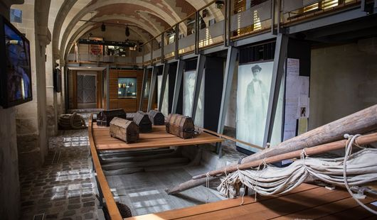 Marine de Loire Museum