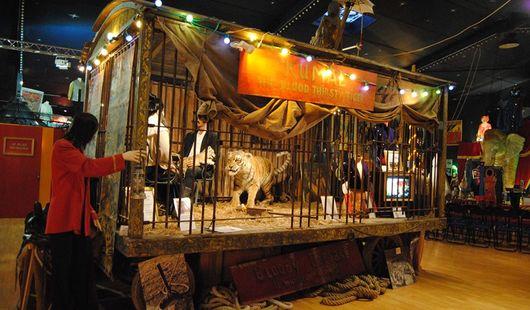 Musée du Cirque et de l'Illusion
