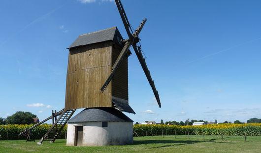 Moulin à vent Gaillardin