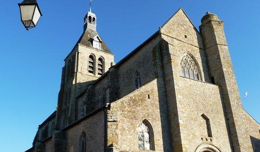 Eglise Notre-Dame de Boiscommun
