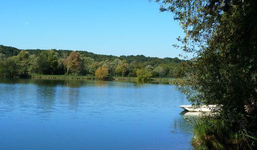 Prairie des étangs de Dordives