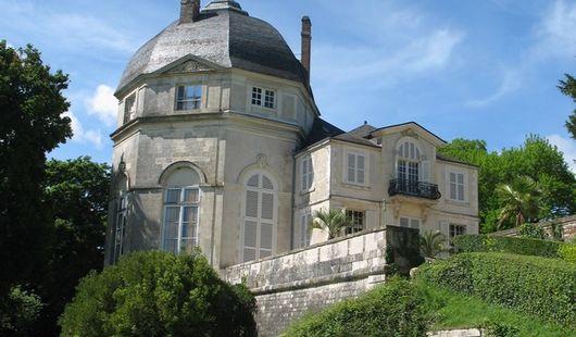 Castle of Châteauneuf-sur6loire