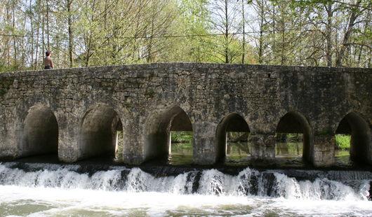 Le Pont du Gril de Corbelin