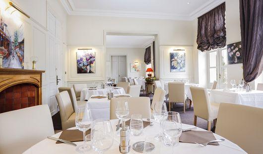 Restaurant gastronomique Les Saules