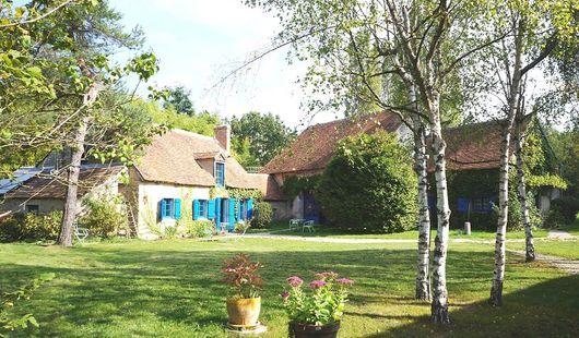 Les Champs du Bois cottage