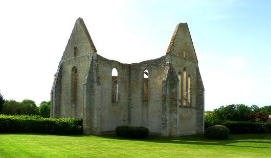 Eglise Saint-Lubin de Yèvre-le-Chatel