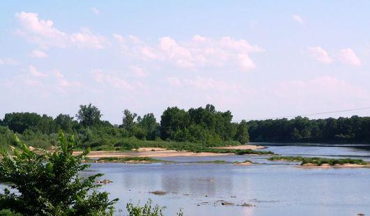 Site naturel préservé de Benne