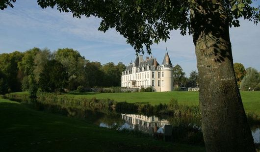 CHATEAU GOLF & SPA D'AUGERVILLE