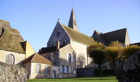 Visite de Ferrieres-en-Gatinais, cité de caractère