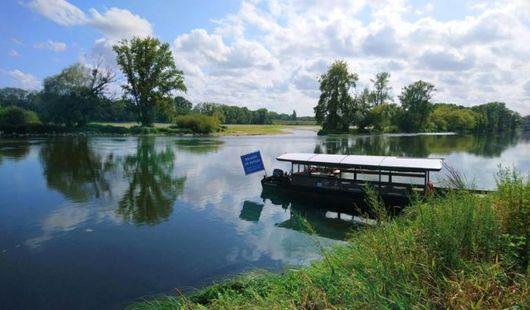Balades et découvertes en bateau sur la Loire