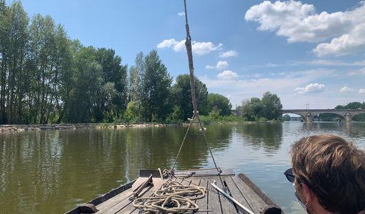 Balades et découvertes en bateau sur la Loire 30 min - Le Bièvre
