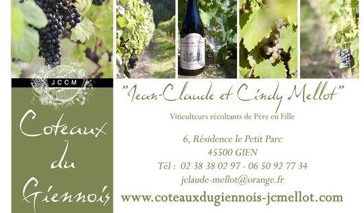 Jean-Claude et Cindy Mellot
