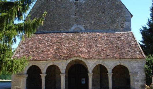 Eglise Notre-Dame Saint-Blaise et Saint-Pierre