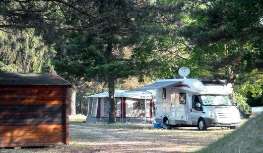 Camping municipal Les Combles
