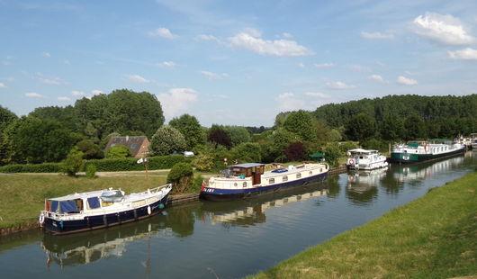 Halte nautique de Beaulieu-sur-Loire