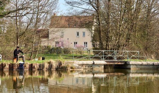 Gite du canal de Briare Le Chaloy