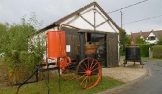 Maison de la distillation