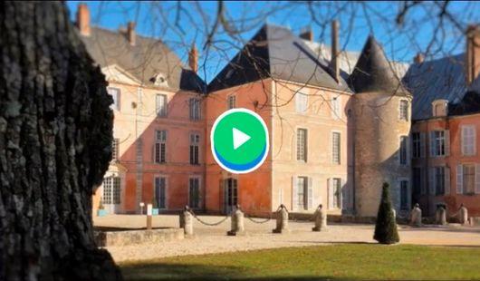 Visite virtuelle du Château de Meung-sur-Loire