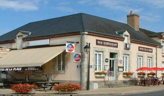 Restaurant-hôtel de la Place